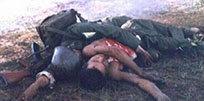 对越作战战士惨死:火箭筒命中裆部 手脚横飞