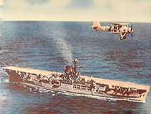英军21架老旧飞机发动突袭 意大利海军主力折损过半