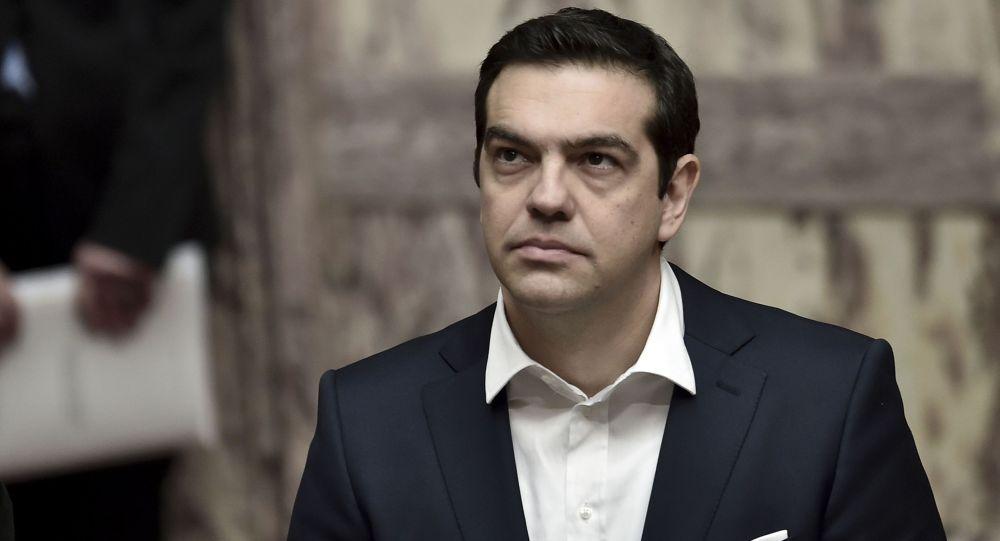 希腊总理当着欧盟28国领导人的面讽刺土耳其总理
