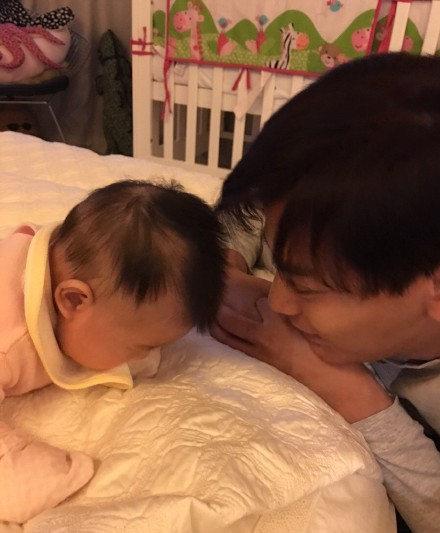 陈晓东妻子女儿照片资料曝光 陈晓东这些年去哪里了?