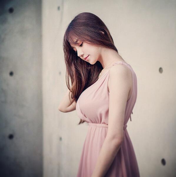 韩国女主播,她的身材就跟《海贼王》里的娜美一样非常不真实[45P]