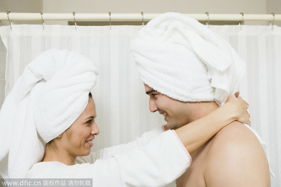 男人最好奇:为什么女人洗澡时间特别长?