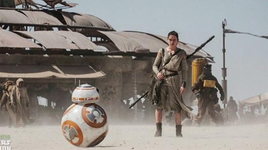 《星战7》北美预售票房过亿 创造好莱坞影史新纪录