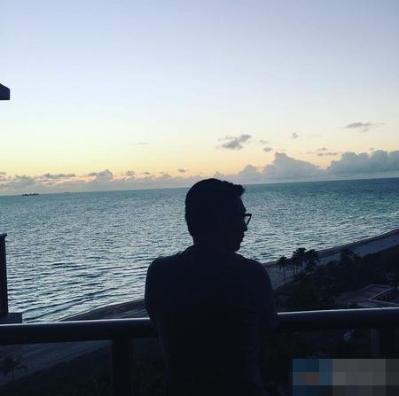 海边微信头像人物风景