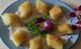 竹筒饭——海南白沙县黎族特色美食