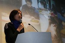 庞燕:自闭症孩子不是残疾人 是需要帮助的人