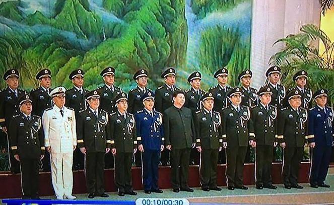 解放军三大机构成立 - 翠竹居士 -      杭州市翠竹居士