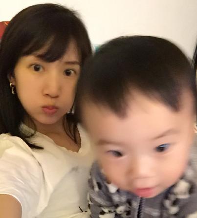 [明星爆料]李念拍戏太忙 杀青回家儿子都会叫妈了!