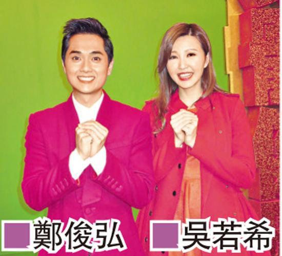 [明星爆料]香港女歌手吴若希自曝花六位数交税:很穷很心疼
