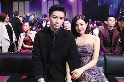 [明星爆料]陈晓:我主动追的陈妍希 父母对她很满意