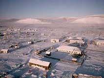 世界寒极:比南极还冷 却有人类永久定居