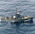 韩炮击朝鲜警备艇