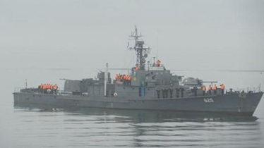 朝鲜一警备艇越过北方界线遭韩海军示警射击