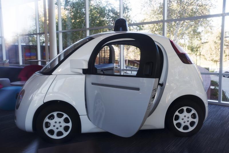 谷歌无人驾驶汽车扩招员工 重在招募制造人才高清图片