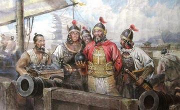 张召忠说:大明使节宣读圣旨 丰成秀吉七窍生烟