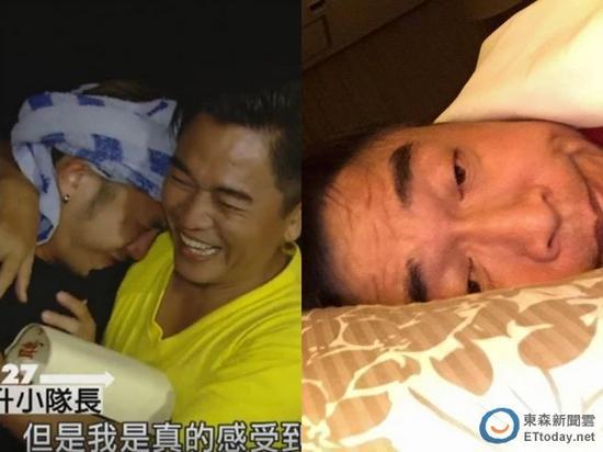 [明星爆料]吴宗宪录制外景患流感:累得不想干了