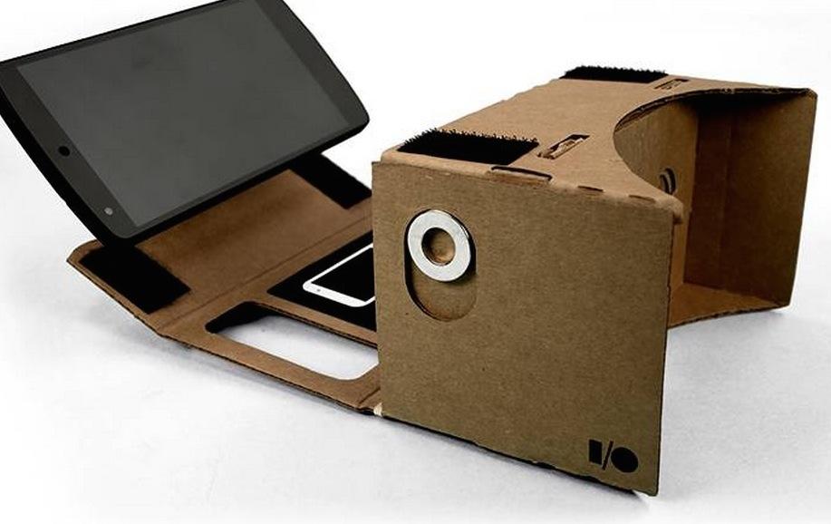 解读谷歌VR战略:Project Tango才是真正的秘密武器 AR资讯 第1张