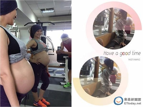 [明星爆料]女星产后暴肥到130斤超崩溃,狂骂老公2个月瘦22斤