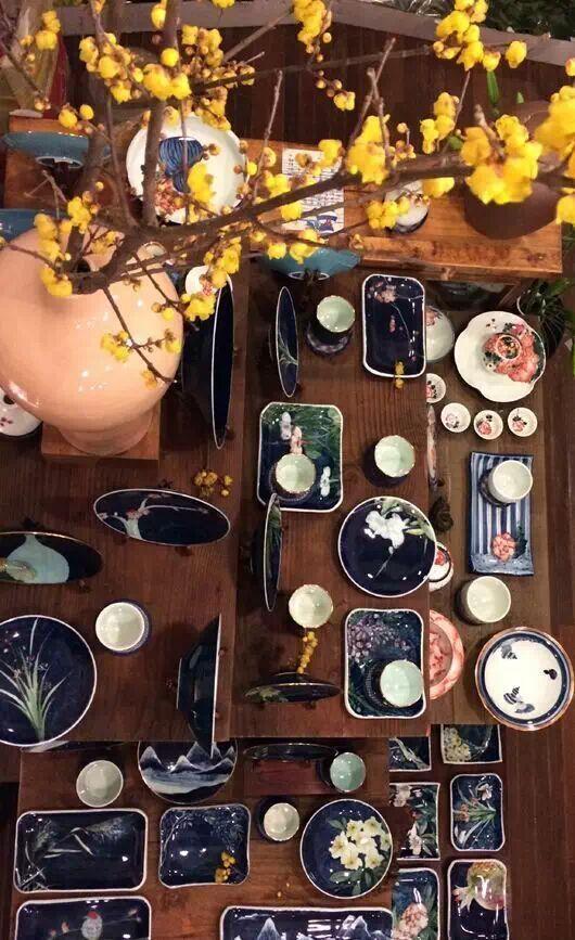 传承者丨她在陶瓷上作画,灿烂如百花