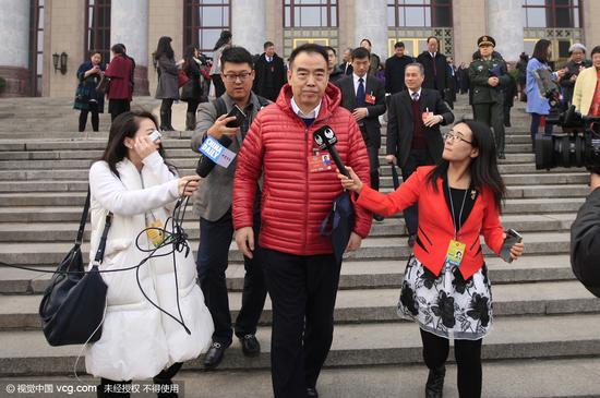 [明星爆料]陈凯歌回应是否用涉毒演员:你觉得会用吗