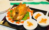 琼海老溪仔农家盐焗鸡 让你吃了还想再吃