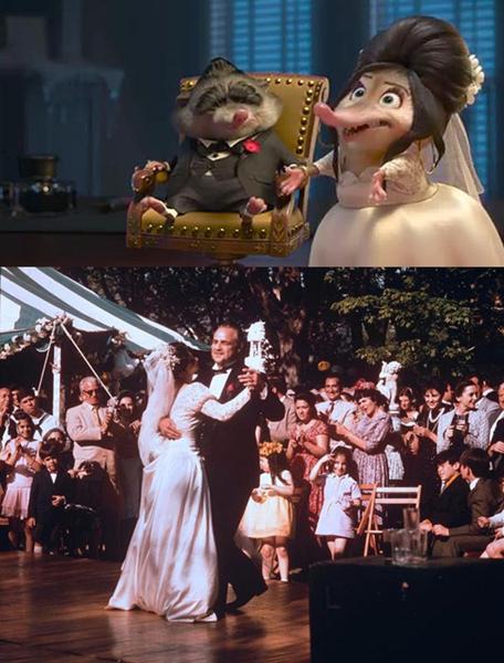 《疯狂动物城》多少信息你没get到?米老鼠就在其中
