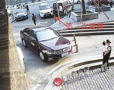 90后女司机醉驾连撞两车 涉嫌醉驾或将面临刑责(图)