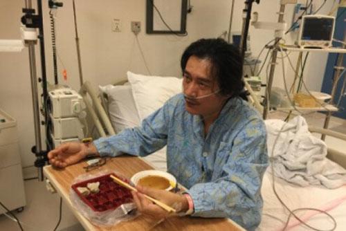 [明星爆料]手术顺利 黄安被曝已转入普通病房