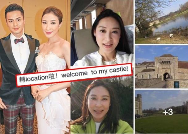 [明星爆料]杨怡罗仲谦被曝拍摄婚纱照 姐姐晒照泄露踪迹