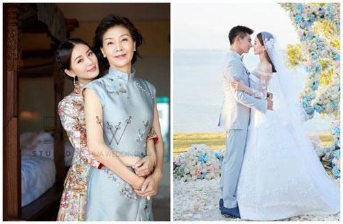 [明星爆料]刘诗诗高颜值妈妈婚礼抢镜 12年前拍戏旧照曝光