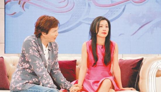 [明星爆料]林瑞阳担心自己先走 不忍老婆张庭独活鼓励其生孩子