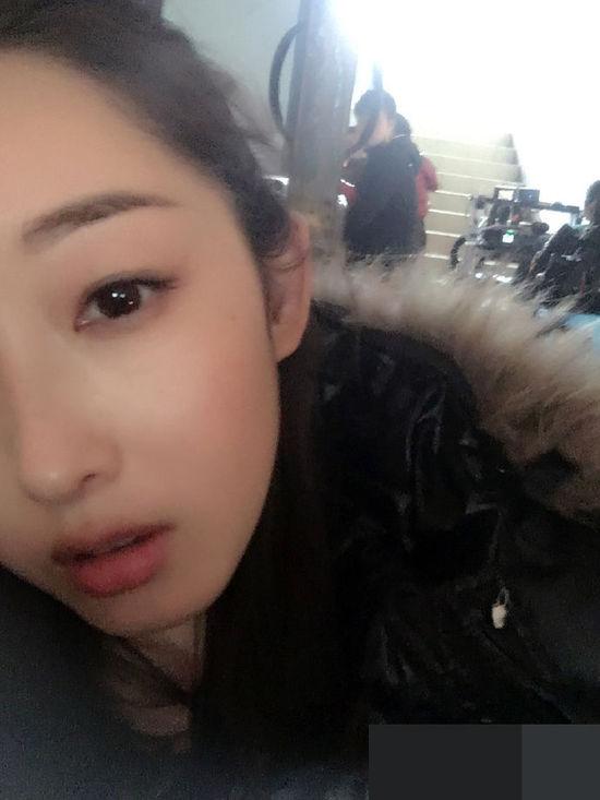[明星爆料]林妹妹颓弱重出江湖 蒋梦婕生病自拍惹人怜