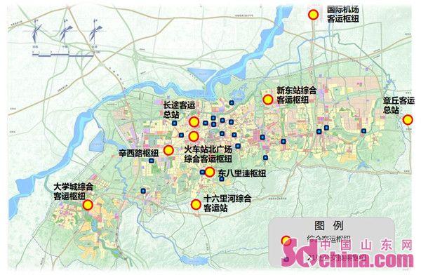 轻轨无轨电车公交联动 济南将打造高效公交换乘系统
