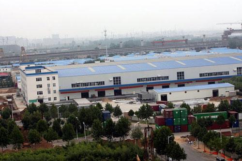 郑州富士康厂区地址.临时厂区 和以后长期的新厂区 生活区都在哪图片