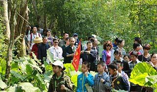 三亚玫瑰谷景区开启国内首个旅游众筹项目