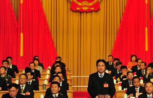 海南省五届人大三次会议开幕