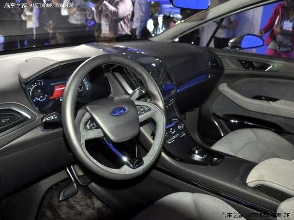 福特新一代s-max概念车高清图片