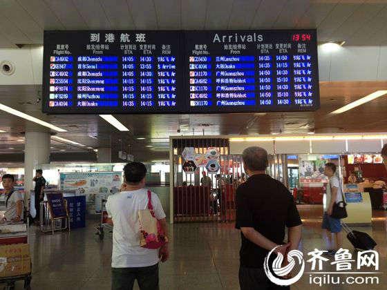 济南机场航班恢复 京沪高铁沿线高铁票热卖