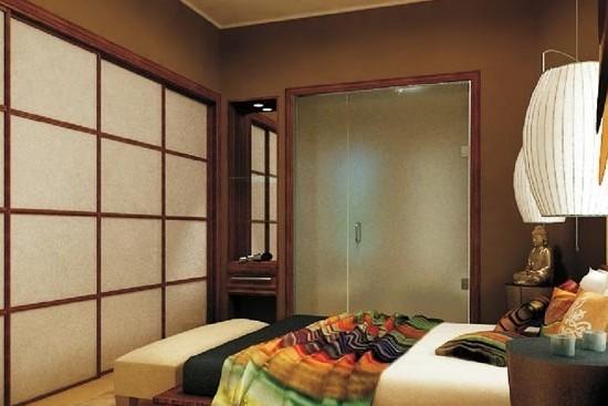日式榻榻米卧室设计推荐书香气息