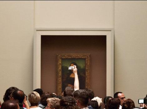 """""""蒙娜丽莎的微笑""""的艺术价值"""