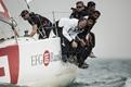 2015 EFG环阿拉伯海帆船赛赛程过半