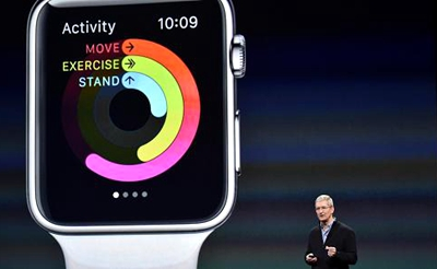 苹果智能手表遭遇臂部文身 多项功能会失灵
