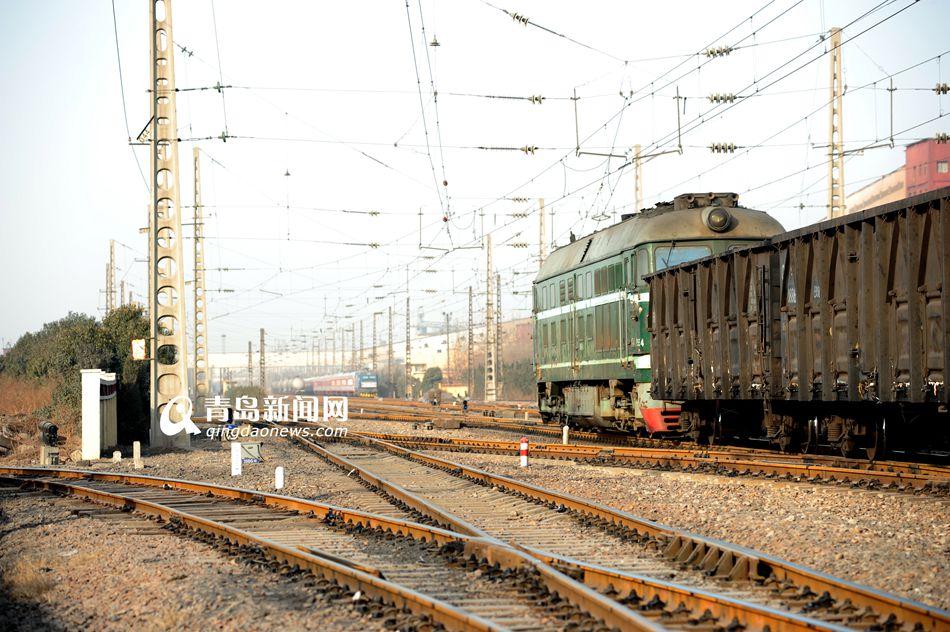 探访青岛娄山火车站 百年胶济铁路在此变线
