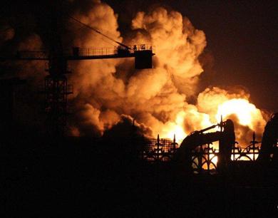 山东滨州一农药生产企业发生爆炸