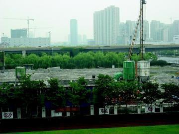 疑因股权纠纷 卓越杭州项目拿地7年成烂尾