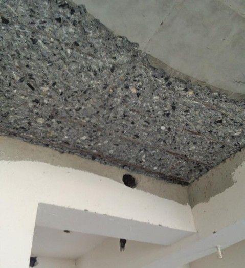 赞成乐山红叶2、3号楼楼板钢筋裸露(资料图片)