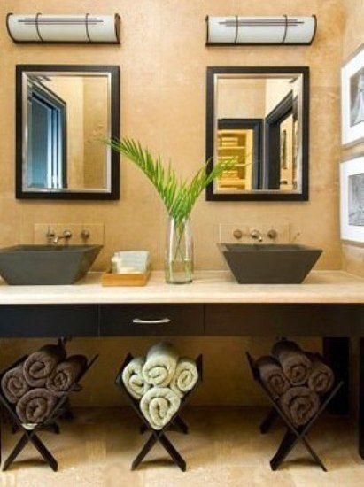 图解卫生间风水知识 最佳卫浴间装修布置法
