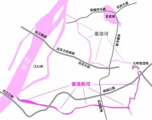 南京秦淮河不只有 八艳 还有许多英雄故事