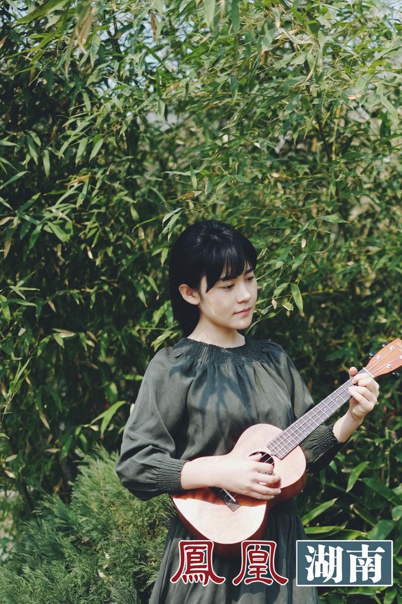 独家专访独立音乐人程璧:所有女孩幻想的模样