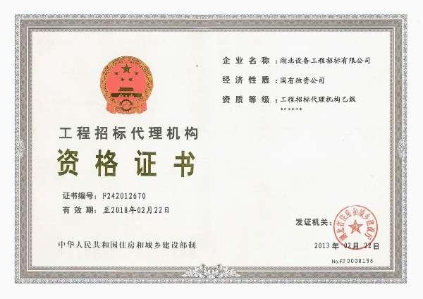 """湖北设备获""""中国招标五星级优质服务奖""""四项殊荣"""